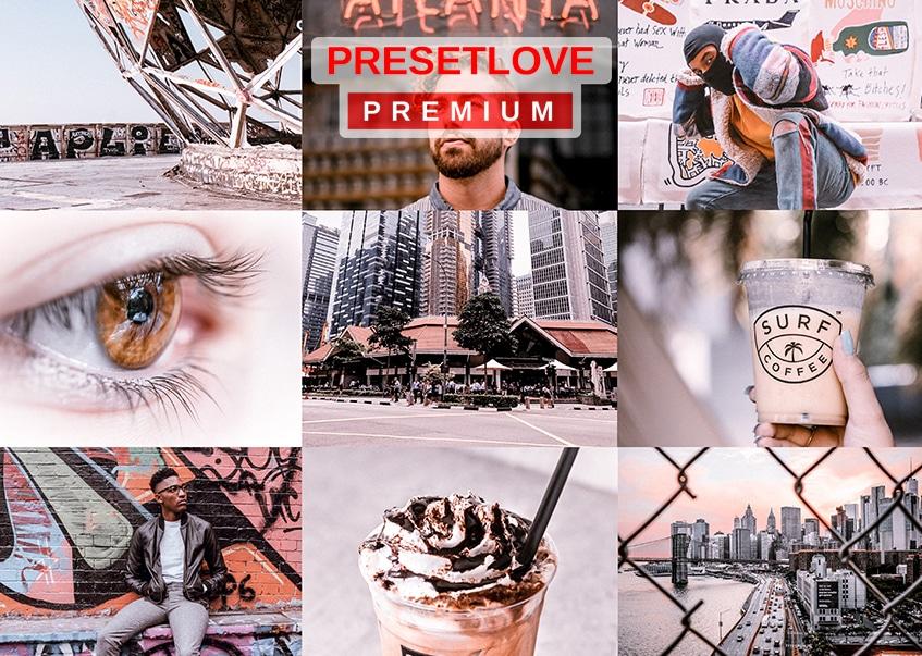 Peaches Peaches premium urban Lightroom preset by PresetLove