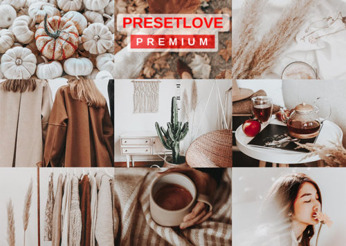 Indoor Fall Premium Autumn Lightroom Preset by PresetLove