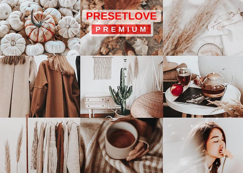 Indoor Fall Premium Autumn Lightroom Preset by PresetLove