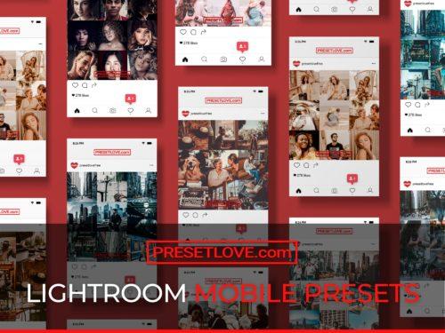 Lightroom Mobile Presets - Free Download - Preset Love