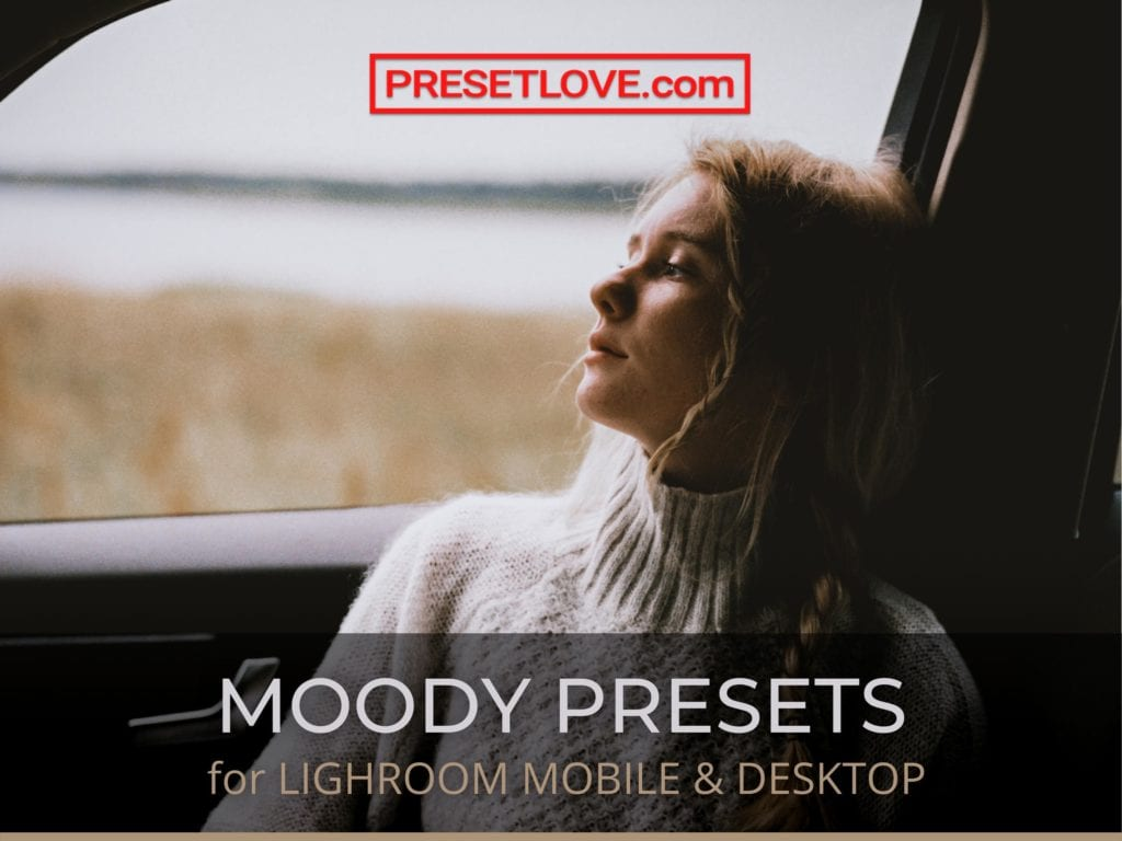 Moody Lightroom Presets for Lightroom Mobile and Desktop - PresetLove