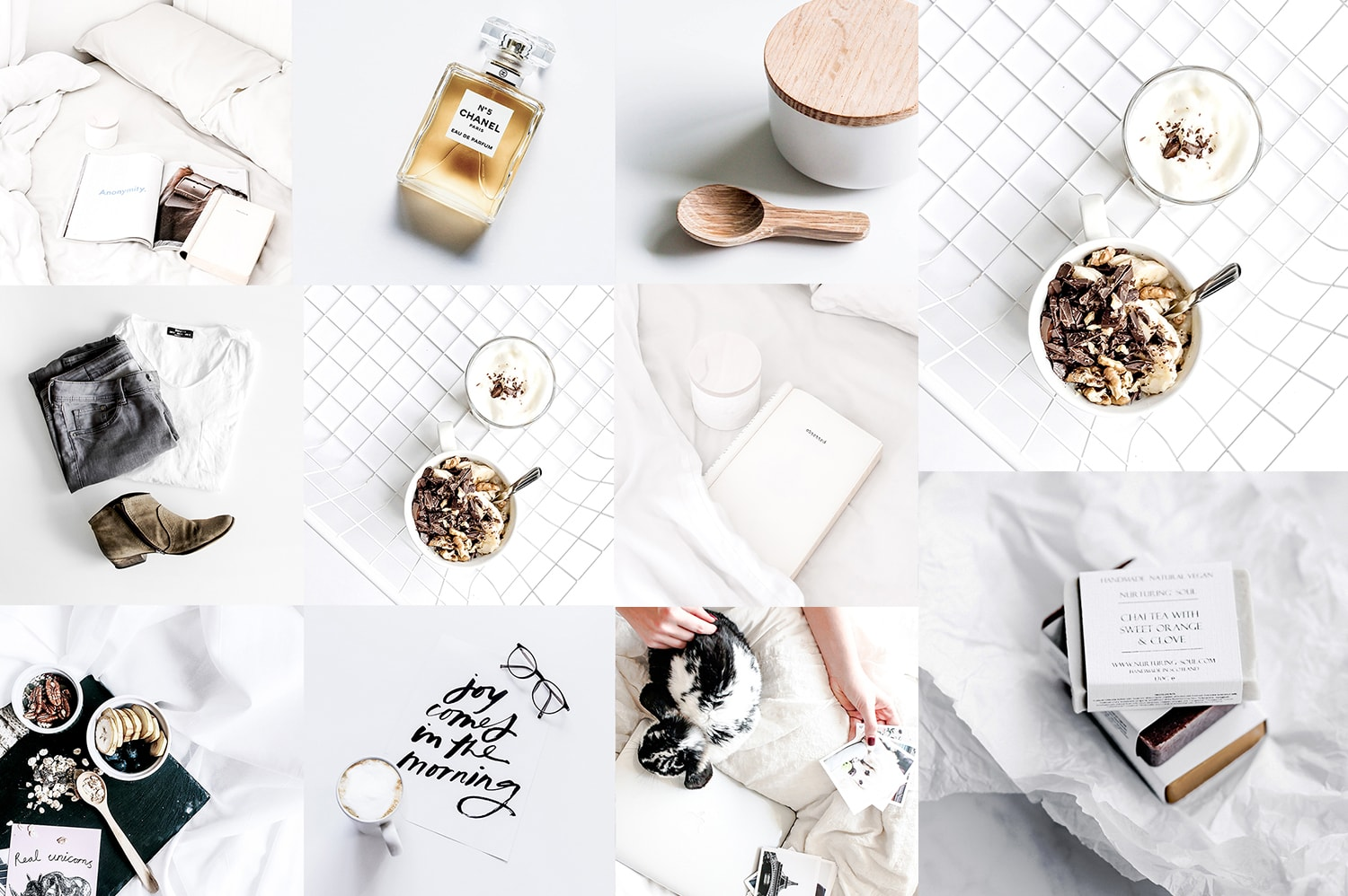 White Product Photography Lightroom Presets for Mobile, by KIIN