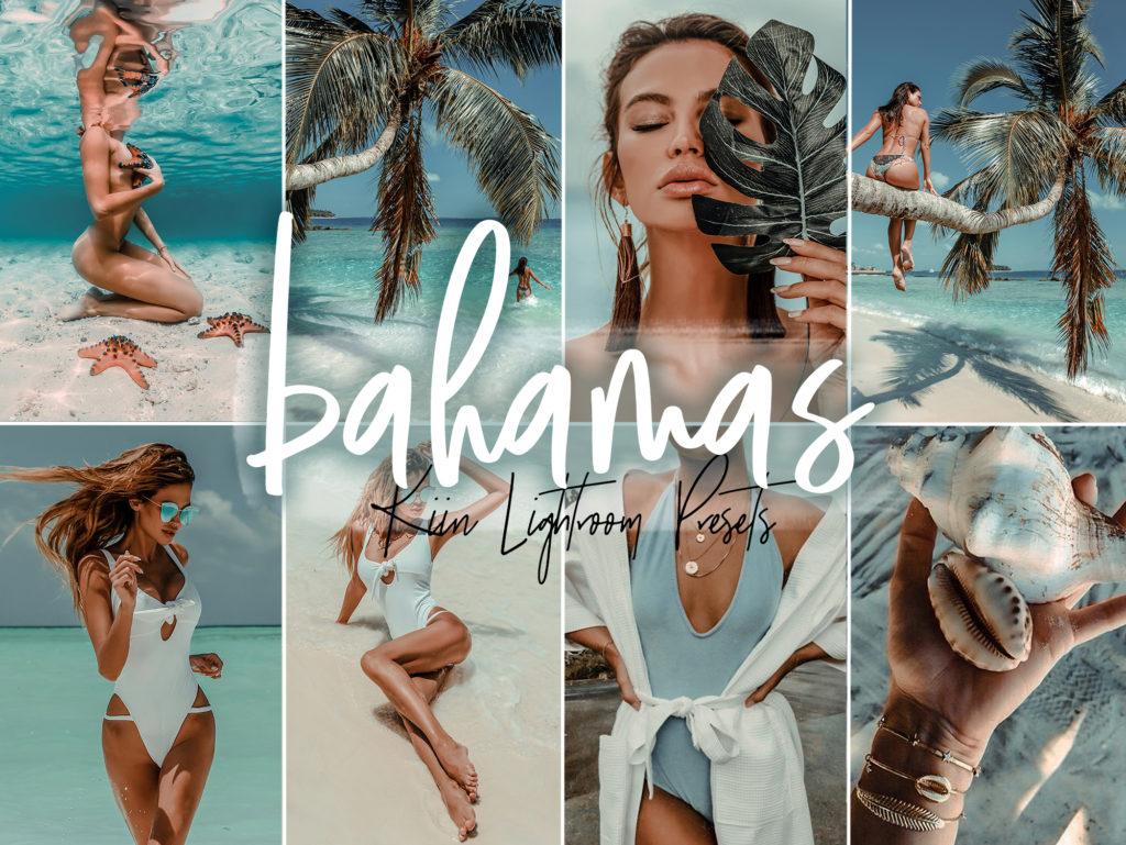 Bahamas Travel Blogger Lightroom Preset
