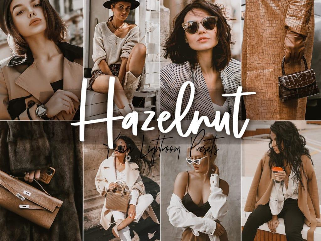 Hazelnut Presets by KIIN
