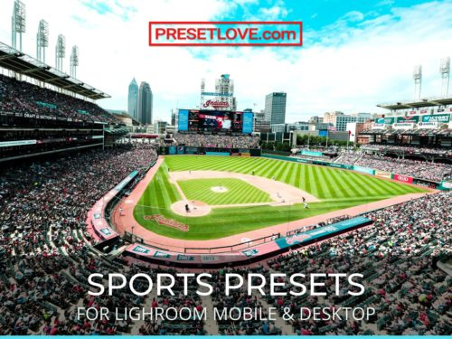 Sports Lightroom Presets Free and Premium by PresetLove