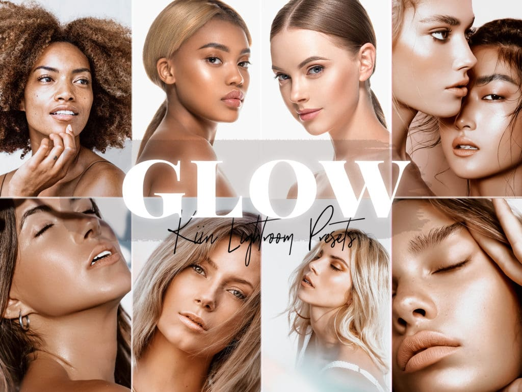 Glow Skin Tone Presets by KIIN
