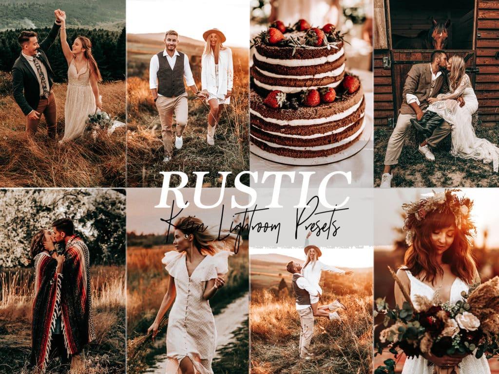 Rustic Boho Presets by KIIN - Instagram presets